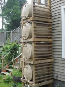 rainwater-barrel-system